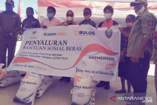 Kadis Sosial Aru Harap Bulog buka gudang Dobo