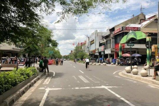 DIY uji coba rekayasa lalu lintas dukung pedestrianisasi Malioboro