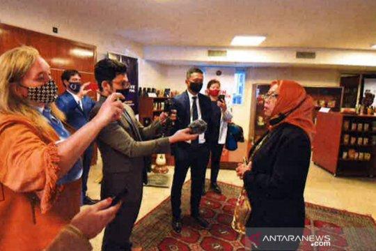 KBRI promosikan produk unggulan Indonesia kepada masyarakat Argentina