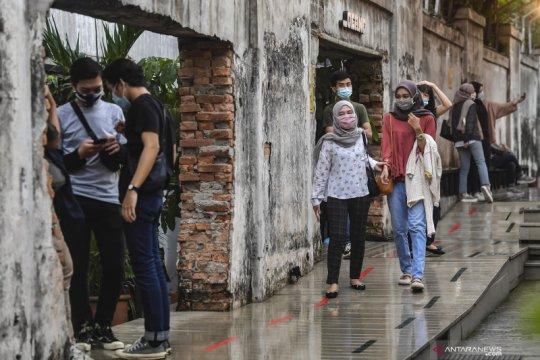 Pertambahan pasien sembuh COVID-19 Jakarta Sabtu (31/10) tembus rekor