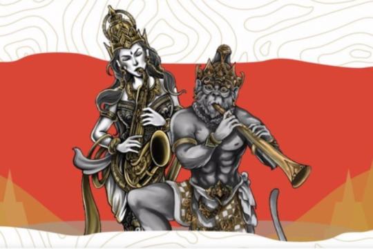 Isyana Sarasvati bawakan lagu teranyar di Prambanan Jazz virtual