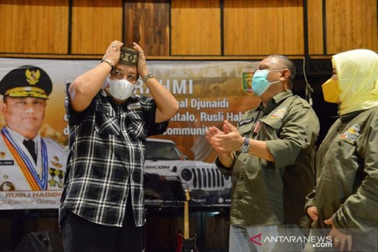 Gubernur Gorontalo jajaki kerja sama dengan Lampung
