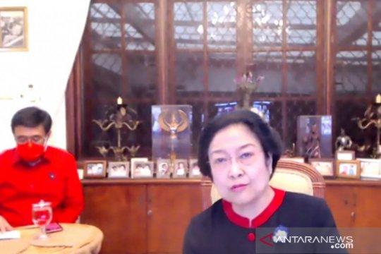 Megawati: PDIP siap bantu BMKG sebar informasi soal bencana