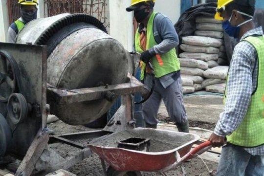 Padat karya tunai Kotaku serap 7.000 tenaga kerja hingga Oktober