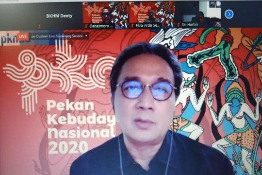 Pekan Kebudayaan Nasional, Kemendikbud luncurkan Pasarbudaya daring