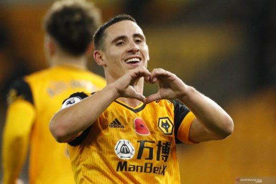Liga Inggris:  Wolverhampton Wanderers kalahkan  Crystal Palace 2-0
