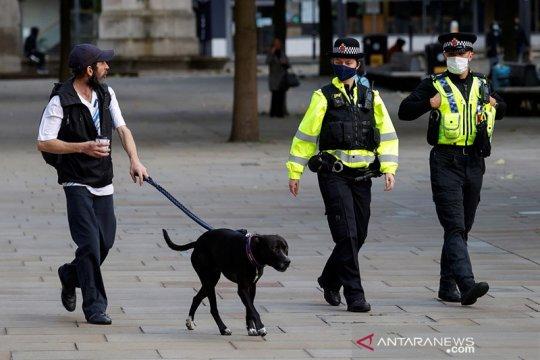 Inggris mungkin terapkan penguncian nasional baru mulai Rabu
