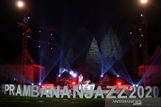 Sore ini, Ardhito Pramono hingga Yura Yunita tampil di Prambanan Jazz