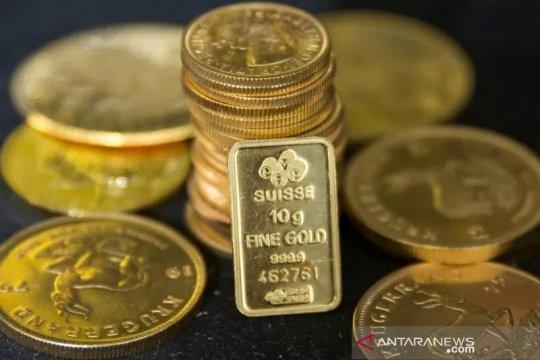 Emas tergelincir 1,4 dolar, hentikan kenaikan empat hari beruntun