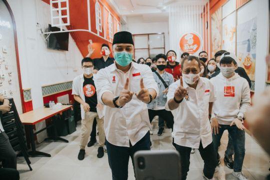 Populi Center: Pendukung Jokowi dukung Eri-Armuji di Pilkada Surabaya