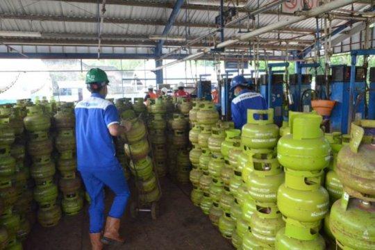 Pertama di Indonesia, Babel terapkan kartu kendali LPG subsidi