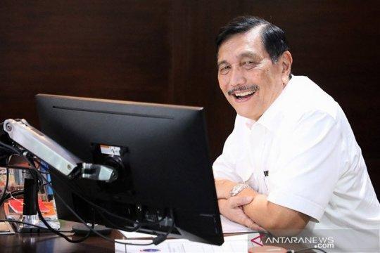 Luhut tegaskan langkah Indonesia dukung ekonomi hijau