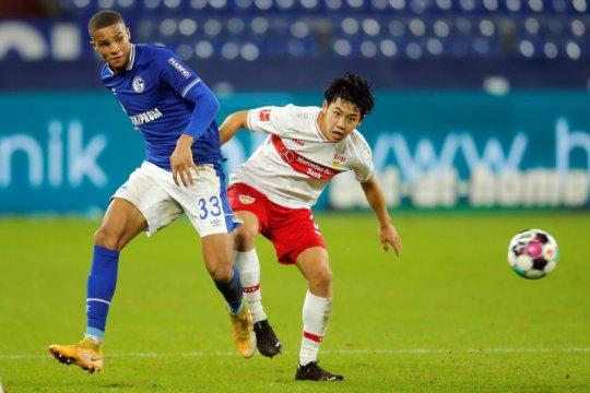 Ditahan imbang Stuttgard, Schalke perpanjang rentetan laga nirmenang