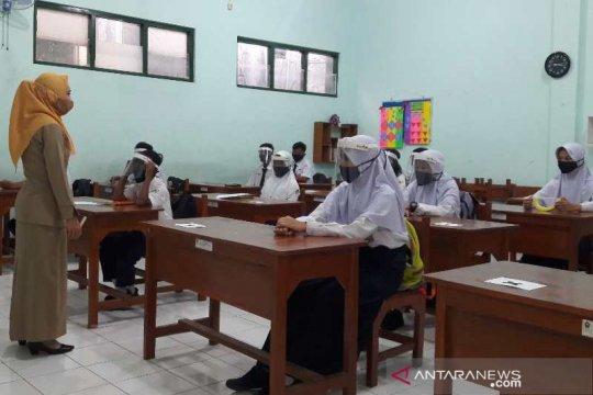 Simulasi belajar tatap muka SD di Temanggung-Jateng sudah 80 persen