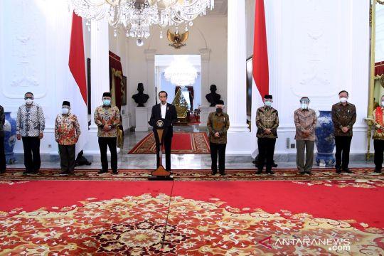 Presiden Joko Widodo kecam pernyataan Presiden Prancis