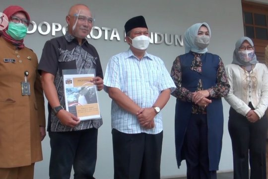 15 Kelurahan di Kota Bandung berlakukan mini lockdown