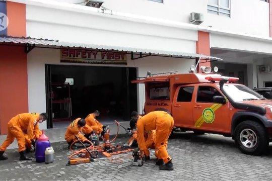 Basarnas Semarang siapkan personel dengan keahlian khusus hadapi musim hujan