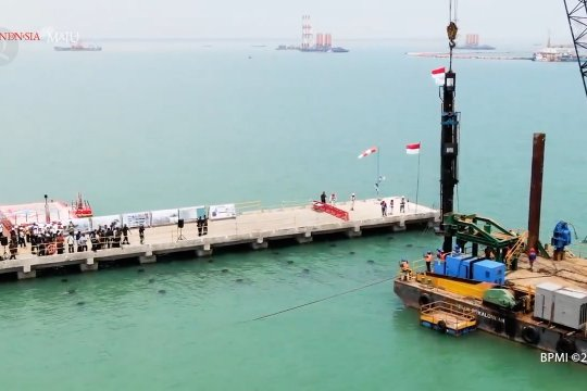 Menhub: Pelabuhan Patimban akan beroperasi akhir tahun ini