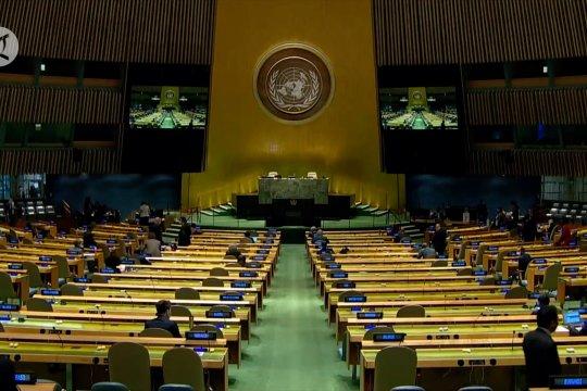 Menlu RI: Penghapusan total senjata nuklir untuk perdamaian dan keamanan