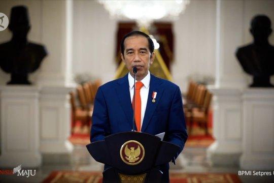 Presiden Jokowi resmikan stasiun TVRI Papua Barat di momen Sumpah Pemuda
