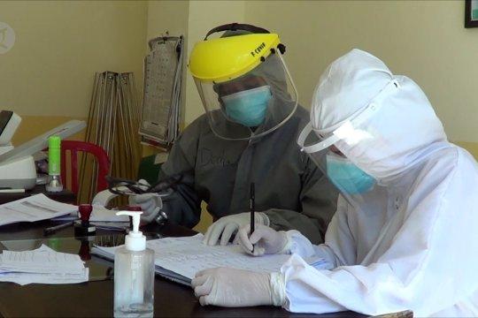 Puskesmas Bali wajibkan penggunaan APD tingkat 3 untuk petugas medis
