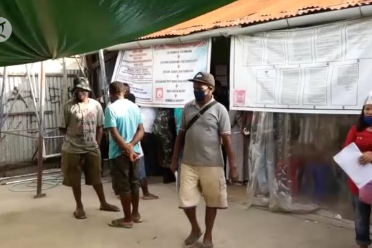 Satgas Saber Pungli Papua, OTT petugas rapid