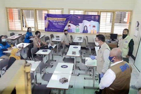 3.000 warga Jabar bergabung jadi relawan penanganan COVID-19