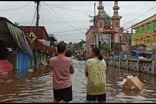 BMKG imbau masyarakatwaspadai cuaca ekstrem di Kalteng