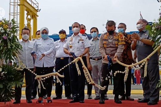 ASDP Merak resmikan Dermaga IV hadapi layanan angkutan Nataru