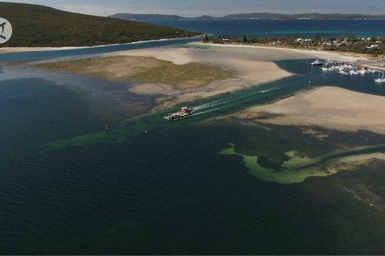 Australia pulihkan ekosistem bawah laut lewat terumbu artifisial raksasa
