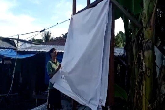 Bawaslu Ternate tertibkan alat peraga kampanye ilegal