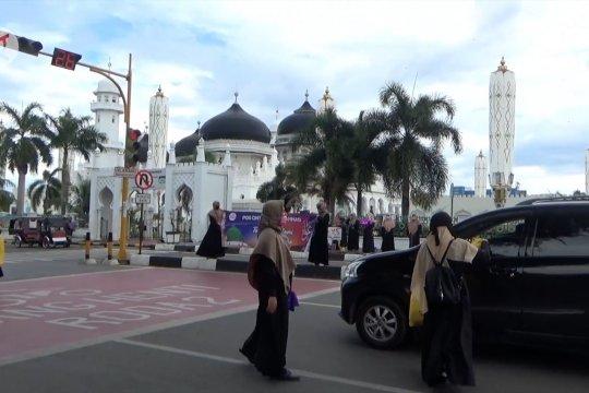 Cara berbeda santri di Aceh merayakan Maulid Nabi