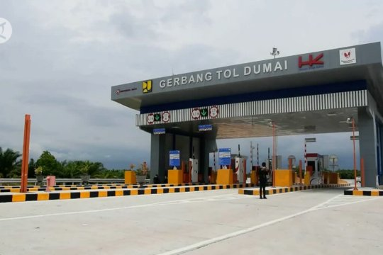 Gubernur Riau imbau pengguna jalan tol patuhi batas kecepatan