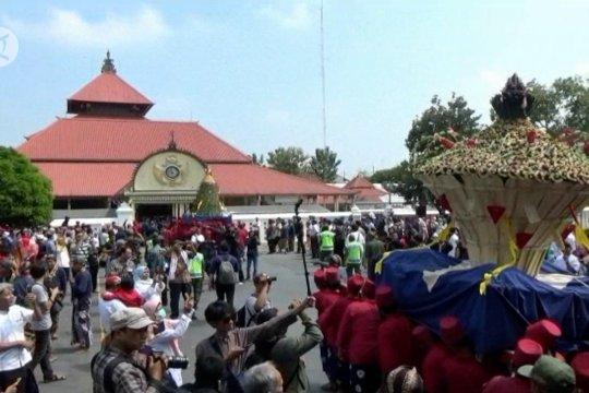 Keraton Yogyakarta tiadakan Grebeg Maulud