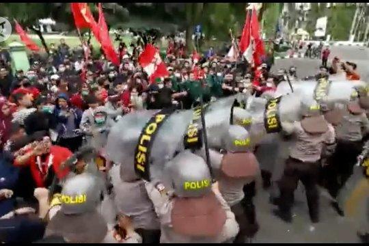 Komisi III DPR segera evaluasi pengamanan demo Omnibus Law