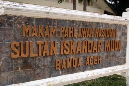 Komplek Makam Raja Aceh direvitalisasi
