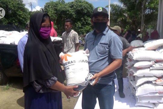 Pemkab Kapuas salurkan bantuan kepada 9.108 KK penerima program PKH