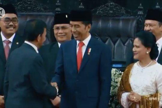 Pengamat : Solid menjadi kunci utama setahun Jokowi-Ma'ruf Amin