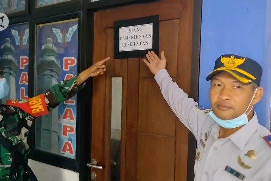Terminal Pakupatan Serang siapkan ruang karantina cegah penularan COVID-19