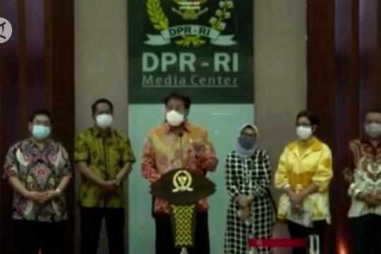 Wakil Ketua DPR jamin tak ada pasal selundupan dalam UU Cipta Kerja