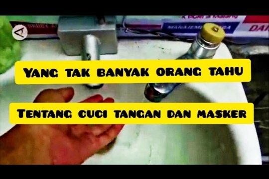 30 Menit - dr.Reisa - Tentang cuci tangan vs hand sanitizer dan pakai masker terbalik