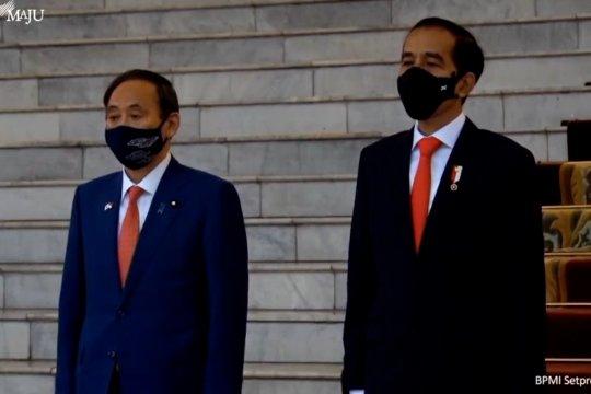 Kunjungan perdana menteri baru Jepang ke Indonesia