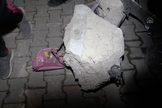 20 tewas, 786 luka-luka dalam gempa di Izmir, Aegean Turki