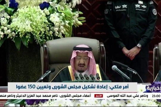 Arab Saudi restrukturisasi badan-badan keagamaan dan penasihat senior istana