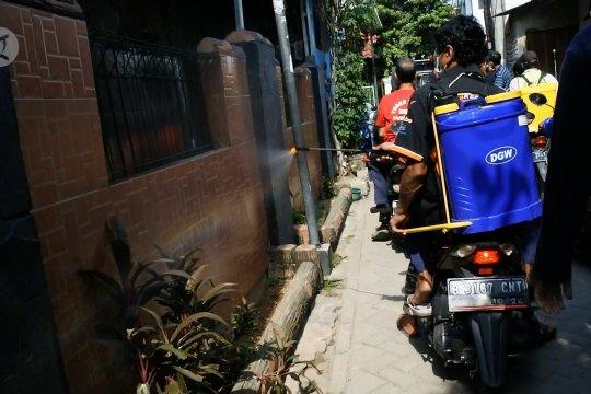 Pemkot Tangerang awasi klaster keluarga, sosialisasi 3M gencar dilakukan