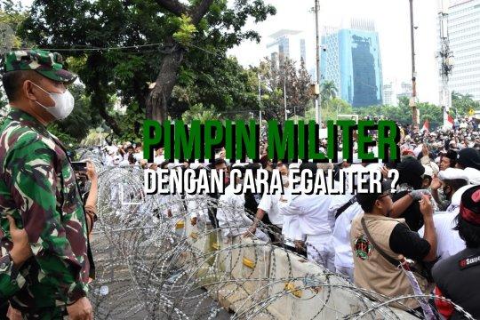 30 Menit - Ketika Pangdam Jaya pimpin militer dengan gaya egaliter