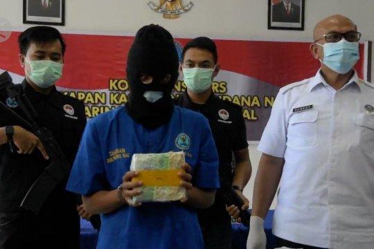 BNN bongkar peredaran narkoba internasional Malaysia - Indonesia