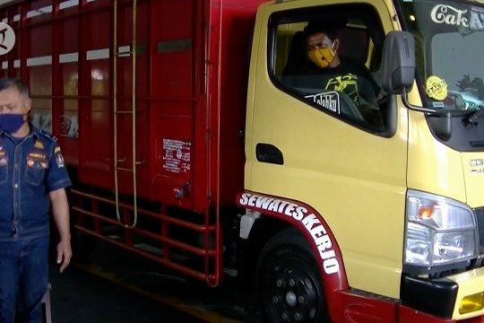 Dishub Temanggung batasi 40 kendaraan uji KIR per hari