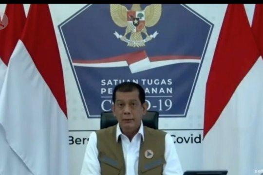 Doni Monardo: Anies sudah konsultasi ke pusat untuk PSBB Transisi