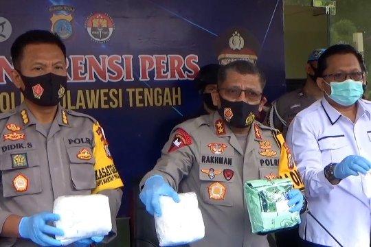 Polisi tembak duapengedar sabu-sabudi Palu